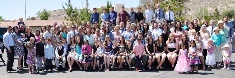 High Desert URC Congregational Photo